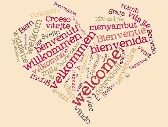 Opening WelcomeLanguages Around The World